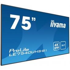 """Monitor LED IIYAMA LE7540UHS-B1 4K 75"""""""