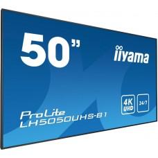"Monitor LED IIYAMA LH5050UHS-B1 4K 50"""