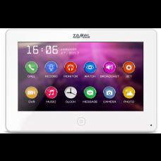 Monitor wideodomofonu ZAMEL 7'' VP-809W