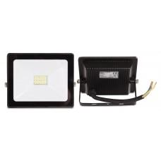 Naświetlacz LED 10W 700 lm kwadratowy NEUTRALNE BIAŁE ŚWIATŁO
