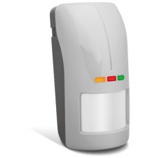 Zewnętrzny czujnik ruchu SATEL OPAL PLUS GY szara, czujnik zmierzchu, regulacja czułości, bez uchwytu.