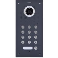 Panel bramowy zewnętrzny Vidos S561D-G GRAFITOWY