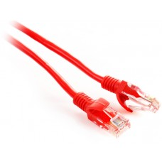 Patchcord Getfort kat.5e UTP 1m czerwony