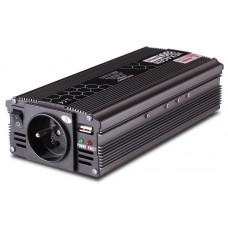 PRZETWORNICA HEX Sinus 800 12v / 230v 500/800W
