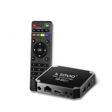Savio Smart TV Box Basic One 1/8 TB-B01
