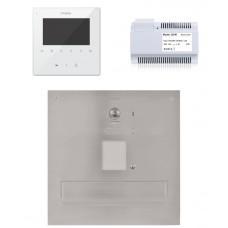 Skrzynka na listy Vidos DUO z monitorem M1022W/S1201-SK