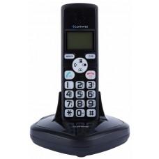 Słuchawka domofonu bezprzewodowego COMWEI U102B, Czarna