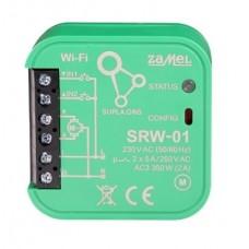 Sterownik  SRW-01 AUTONOMICZNY DOPUSZKOWY ROLET WiFi ZAMEL SUPLA