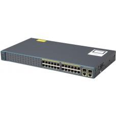 SWITCH CISCO WS-C2960+24TC-S