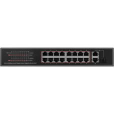 OUTLET: SWITCH PULSAR SF116F1 16xPOE (OUTLET)