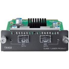 TP-Link 10-Gigabit 2-Port SFP + Module TX432