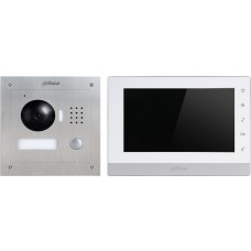 Wideodomofon IP DAHUA VTK-VTO2000A-2-VTH1550CHW-2(F) Podtynkowy