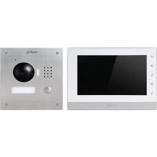 Wideodomofon IP DAHUA VTK-VTO2000A-VTH1550CH(F) Podtynkowy