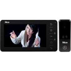 Wideodomofon NICE Look B 7'' obsługa bramy wjazdowej