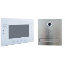 Skrzynka na listy Vidos z monitorem M670W-S2/S551-SKM