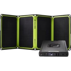Zestaw solarny Goal Zero Sherpa100 AC z Nomad28 Plus