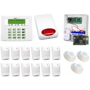 ALARM SATEL VERSA 15 LCD, 12xAQUA+/3xAQUA RING, SPL-5010, GPRS-A