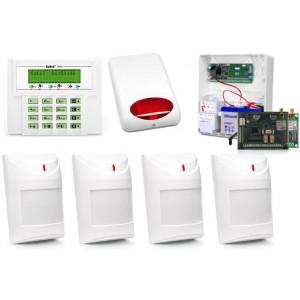 ALARM SATEL VERSA 5 LCD, 4xAQUA PLUS, SPL-5010, GPRS-A
