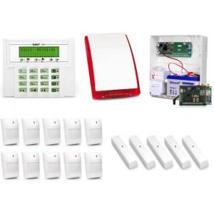ALARM SATEL VERSA 15 LCD, 10xAQUA PET/5xVD-1, SP-4003, GPRS-A