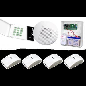 Alarm Satel CA-6 LED, 4xBINGO, syg. wew. SPW-100