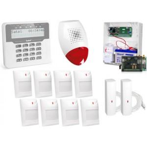 ALARM SATEL VERSA 10 LCD, 8xAQUA PLUS/2xFD, SP-500, GPRS-A
