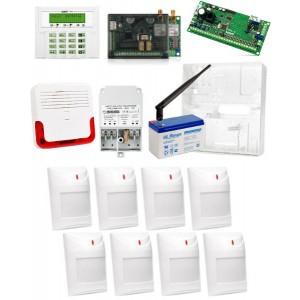 ALARM SATEL VERSA 10 LCD, 8xAQUA PLUS, SD600R, GPRS-A