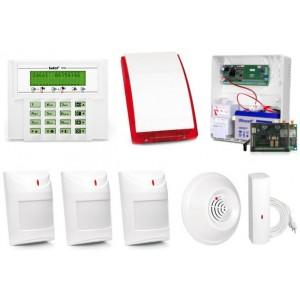 ALARM SATEL VERSA 5 LCD, 3xAQUA+/1xDG-1CO/1xFD, SP-4003/GPRS