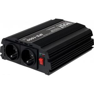 PRZETWORNICA IPS-1000 12V / 230V 700/1000 W