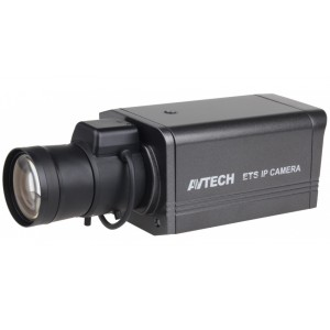 New Driver: AVTECH AVM500 IP Camera