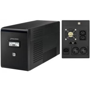 UPS ZASILACZ AWARYJNY POWER WALKER VI 2000 LCD FR