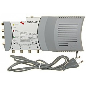 MULTISWITCH TMS-5/4 TRIAX