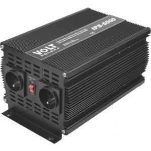 PRZETWORNICA IPS-5000 24V / 230V 2500/5000 W