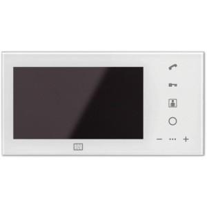 """ACO INS-MP7 WH (Biały) Monitor INSPIRO - kolorowy cyfrowy 7"""" do systemów videodomofonowych"""