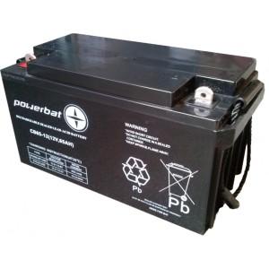 Akumulator AGM Powerbat 12V 65Ah