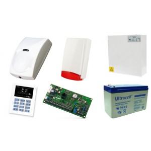 Alarm Satel CA-5 LED, 4xBingo, syg. zew. Beewell