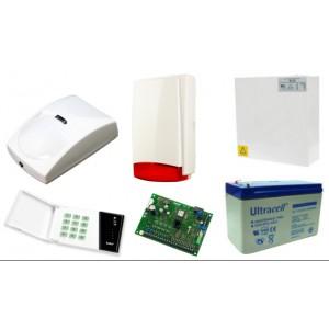 Alarm Satel CA-6 LED, 5xBingo, syg. zew. Beewell