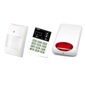 Alarm Satel CA-6 LED, 6xTopaz, syg. zew. SPL-5010