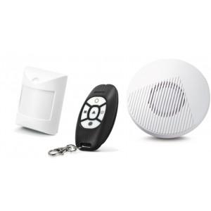 Alarm Satel Micra, MPT-300, 1xAmber, syg. wew. SPW-100