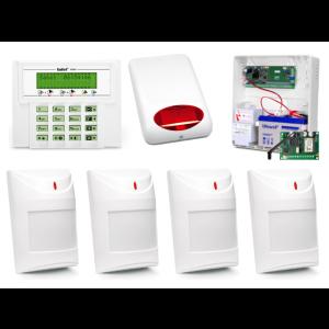 ALARM SATEL VERSA 5 LCD, 4xAQUA PLUS, SPL-5010, GPRS-T2