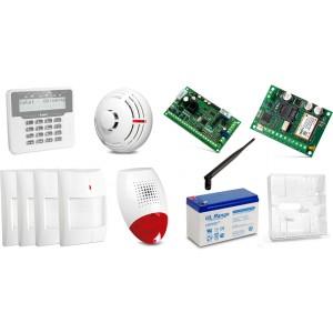 ALARM SATEL VERSA 5 LCD, 4xTOPAZ/1xTSD, SP-500, GPRS