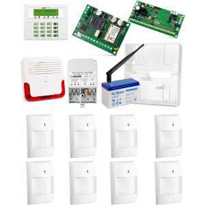 ALARM SATEL VERSA 10 LCD, 8xTOPAZ, SD600R, GPRS-T2