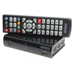 TUNER WIWA HD-80 MINI DVB-T
