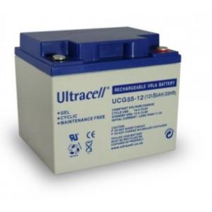 Akumulator AGM ULTRACELL UCG 12V 55AH