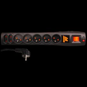 Listwa Acar P7 3m Czarna