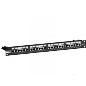 PATCH PANEL UTP CAT.5E 24 PORTY PNS24-UC5E