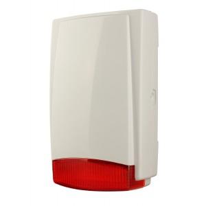 Sygnalizator zewnętrzny BEEWELL BE-F650 RED