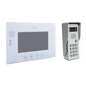 Wideodomofon VIDOS M670W-S2/S50D