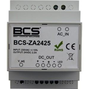 ZASILACZ BCS-ZA2425