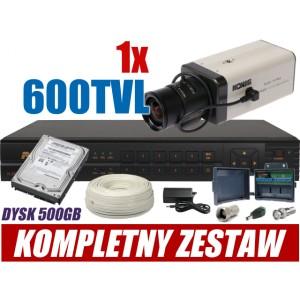 ZESTAW MONITORINGU Z600