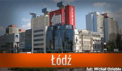monitoring Łódź